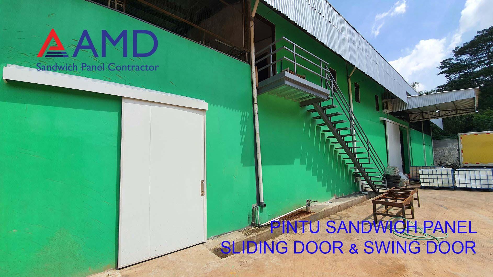 Pintu Sandwich Panel